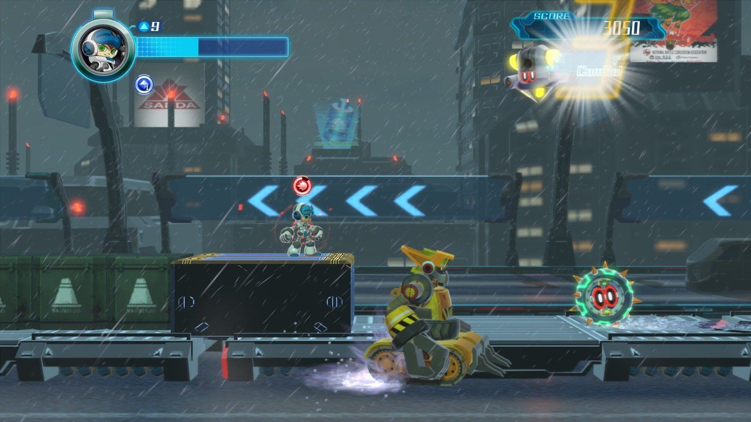 Mighty No 9 (PS4) - 6