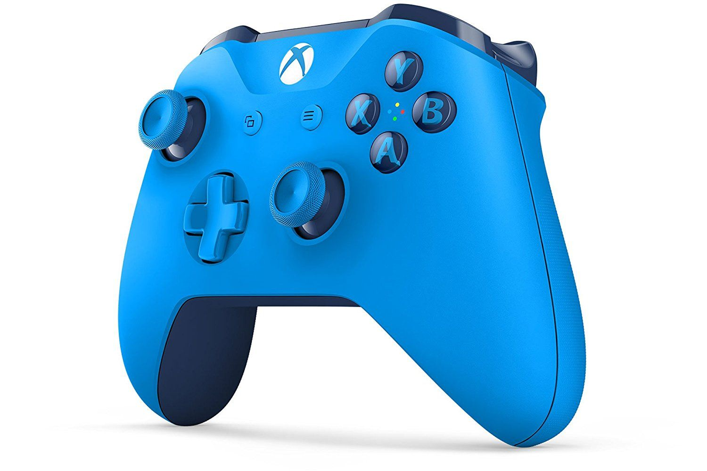 Microsoft Xbox One Wireless Controller - Blue - 6