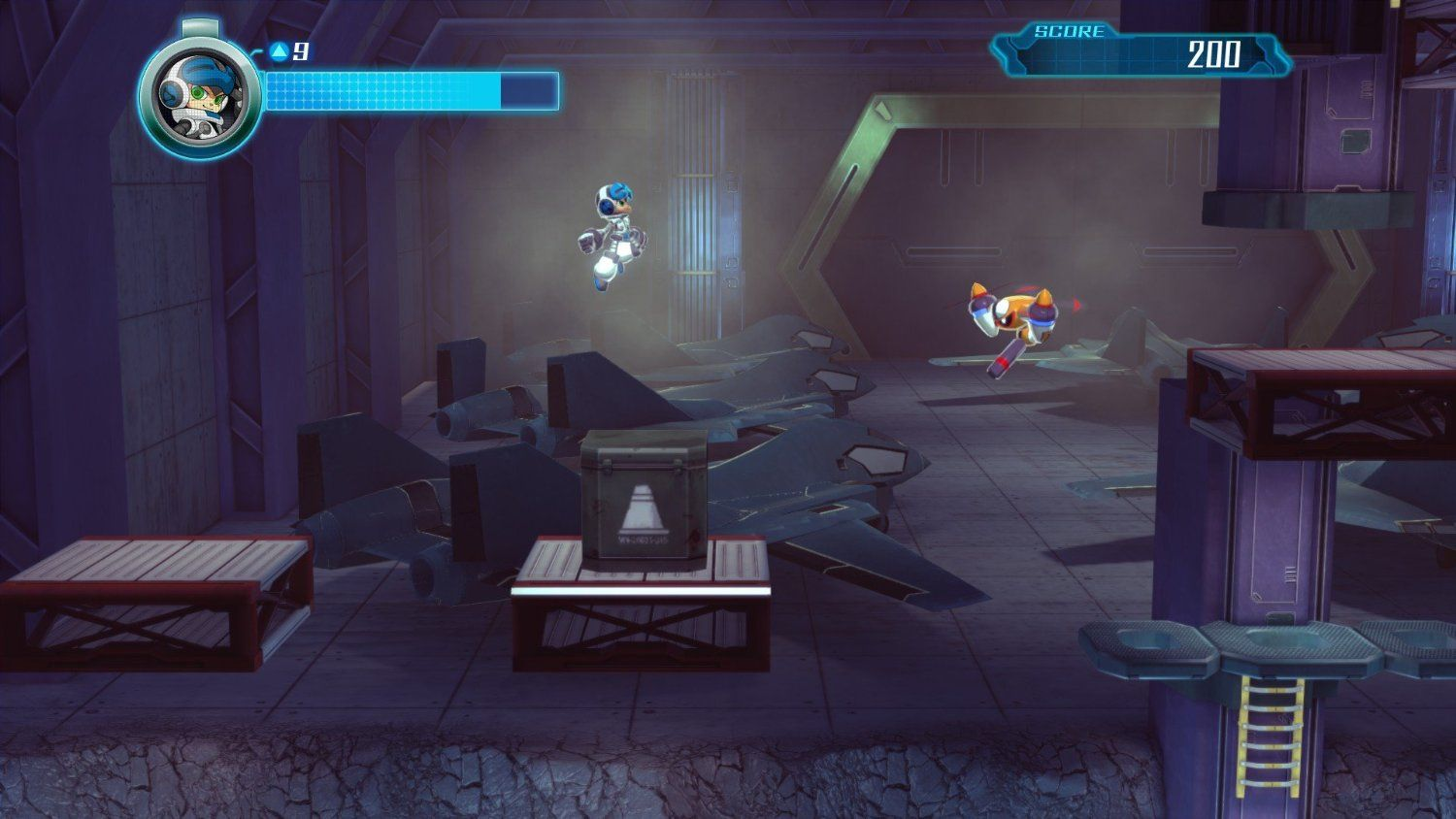 Mighty No 9 (PS4) - 3