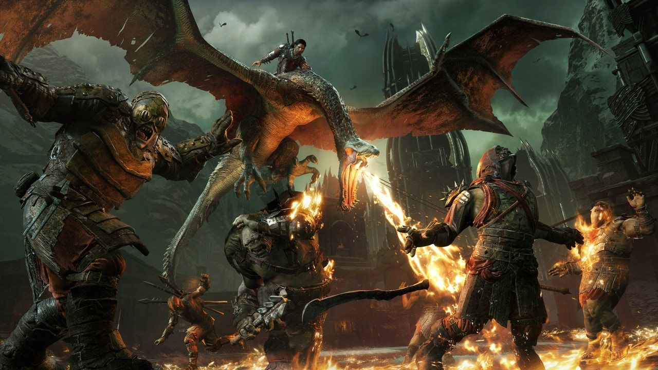 Middle-earth: Shadow of War (PS4) - 6