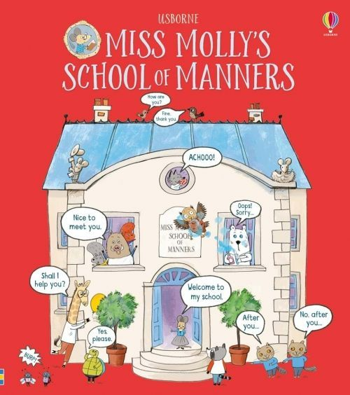 Miss Molly's School of Manners - 1