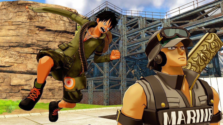 One Piece World Seeker (Xbox One) - 8