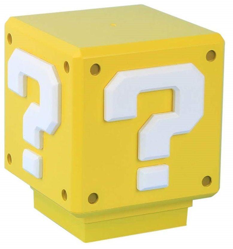 Мини лампа Paladone Nintendo Super Mario - Question Block - 1