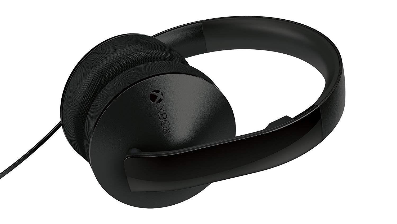 Microsoft Xbox One Stereo Headset - Black - 5