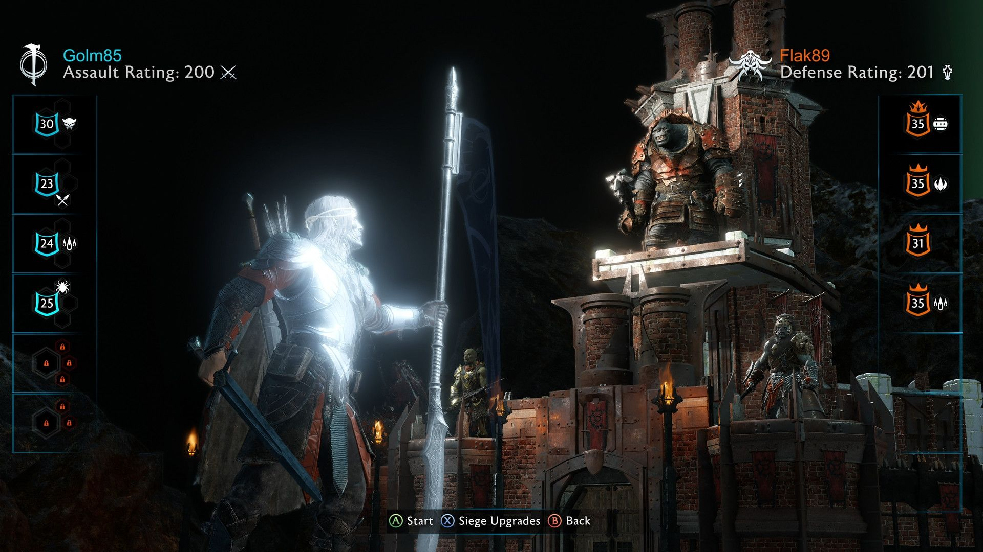 Middle-earth: Shadow of War (PS4) - 8