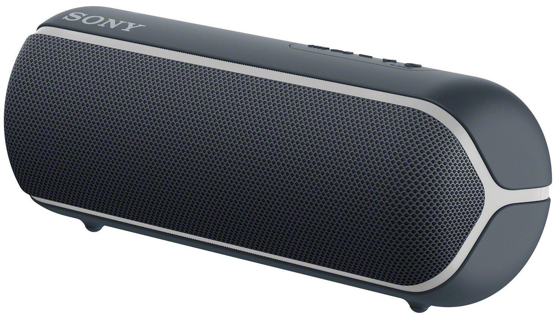 Мини колонка Sony SRS - XB22, черна - 2