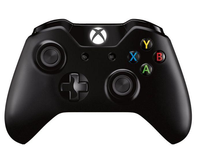 Microsoft Xbox One Wireless Controller + кабел за PC - 1