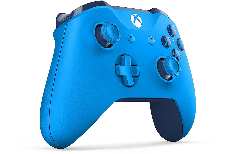 Microsoft Xbox One Wireless Controller - Blue - 5