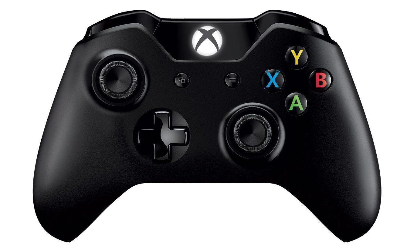Microsoft Xbox One Wireless Controller + кабел за PC - 4