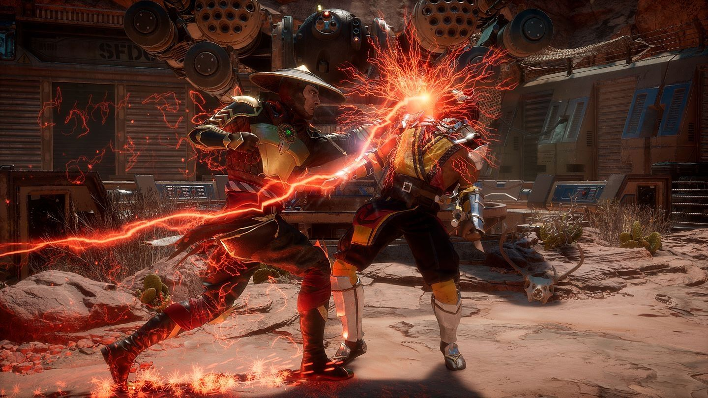 Mortal Kombat 11 - Kollector's Edition (PC) - 8