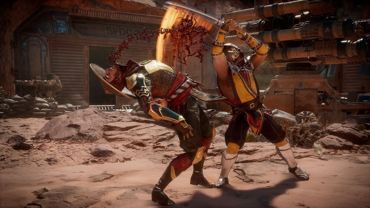 Mortal Kombat 11 (PS4) - 6