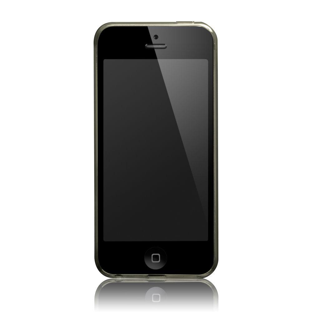 More-Thing Handwoven Series за iPhone 5 - прозрачен - 1