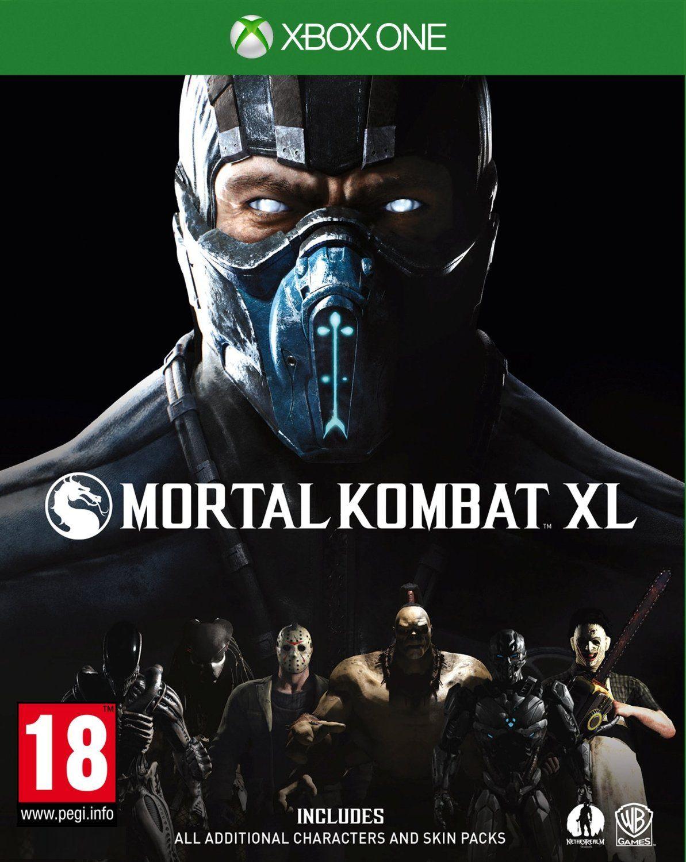Mortal Kombat XL (Xbox One) - 1