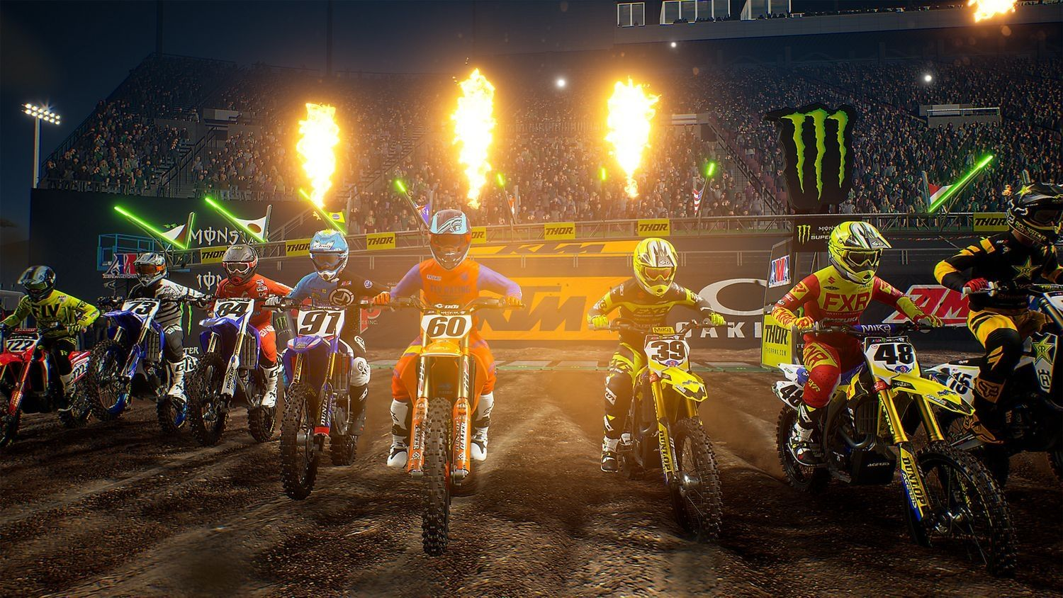 Monster Energy Supercross - The Official Videogame 2 (PS4) - 9
