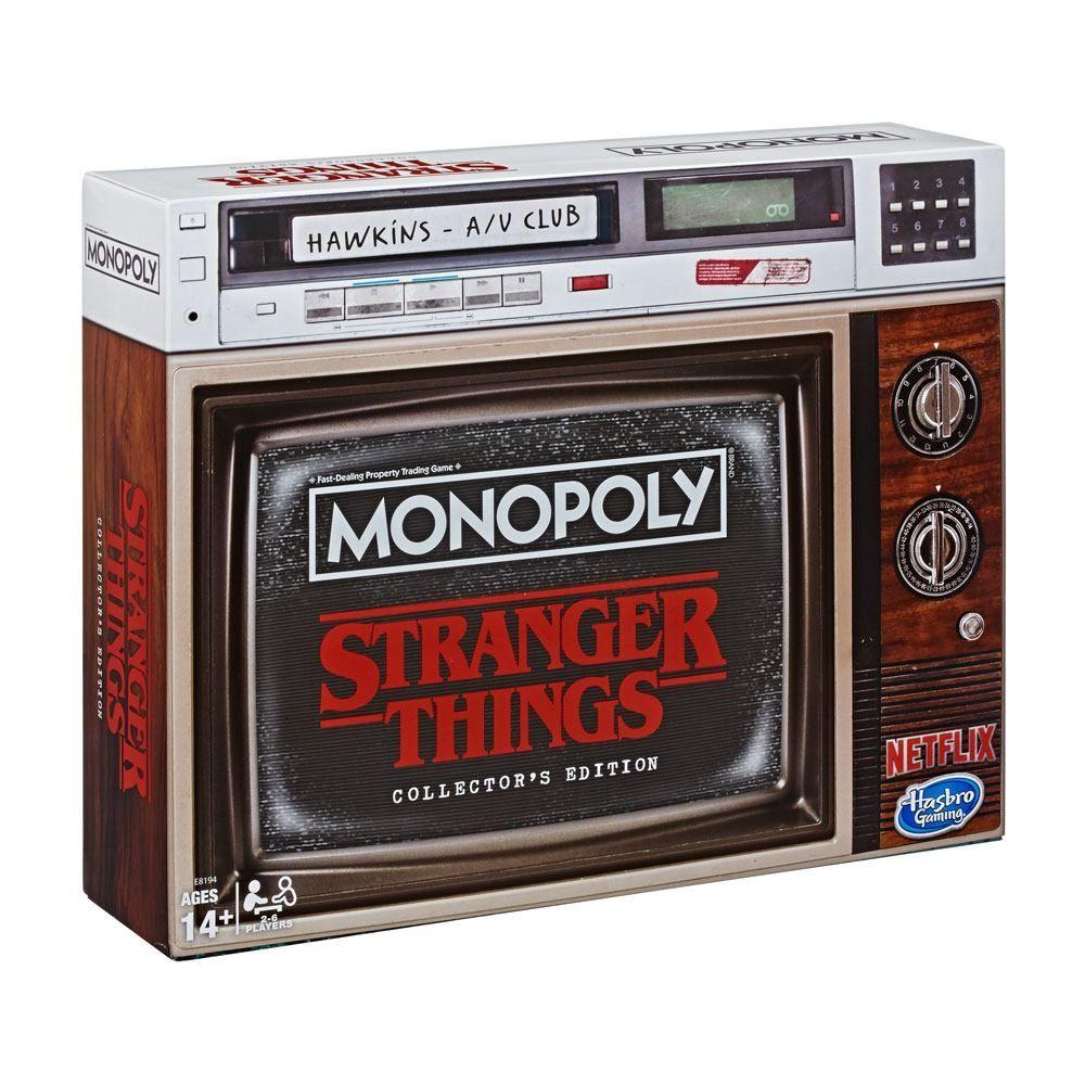 Настолна игра Hasbro Monopoly - Stranger Things Collectors Edition - 1
