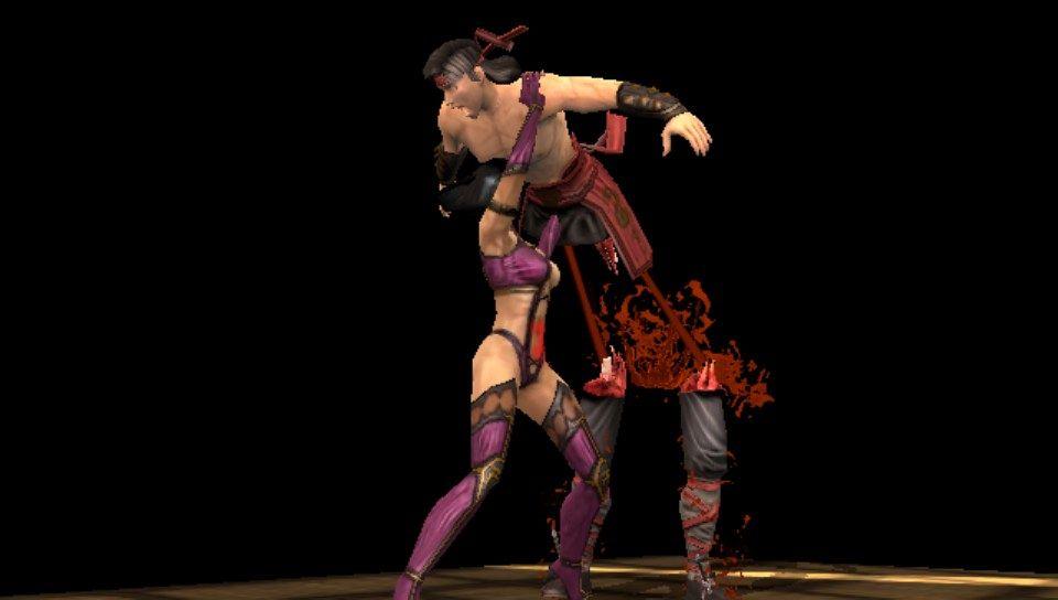 Mortal Kombat (PS Vita) - 3