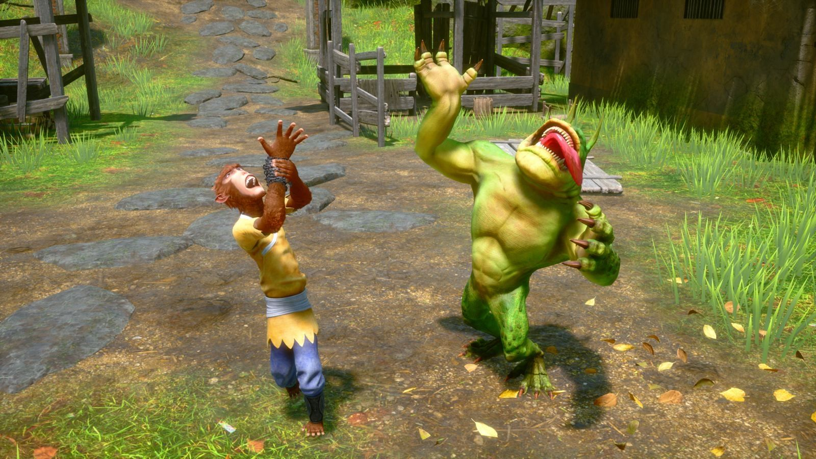 Monkey King: Hero Is Back (PS4) - 4