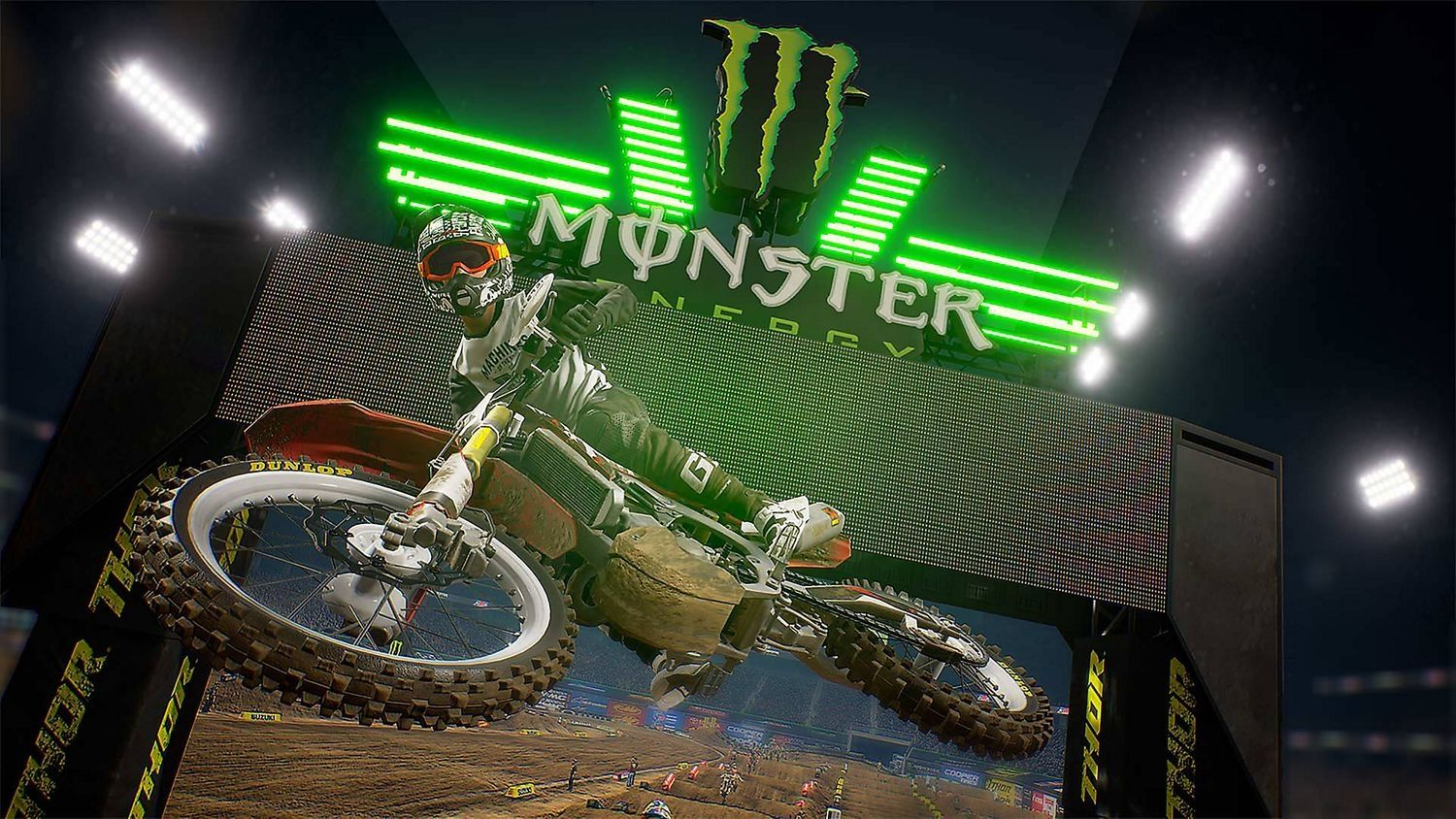 Monster Energy Supercross - The Official Videogame 2 (PS4) - 5