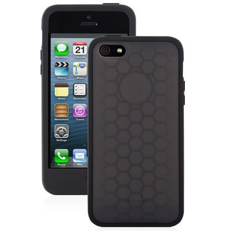Moshi Origo за iPhone 5 -  черен - 1