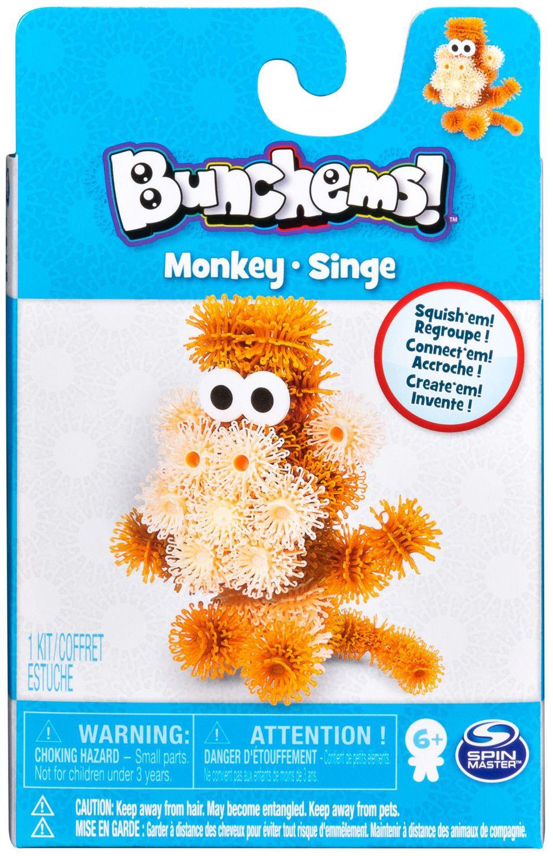 Творчески комплект Bunchems - Маймунка - 2