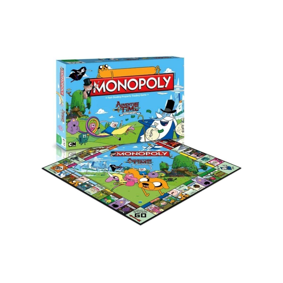 Настолна игра Hasbro Monopoly - Adventure Time Collector's Edition - 5