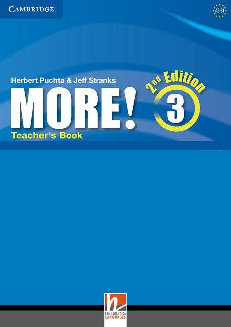 More! Level 3 Teacher's Book - 1