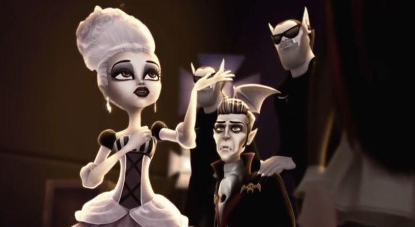 Monster High: Ужаси, камера, снимай! (DVD) - 8
