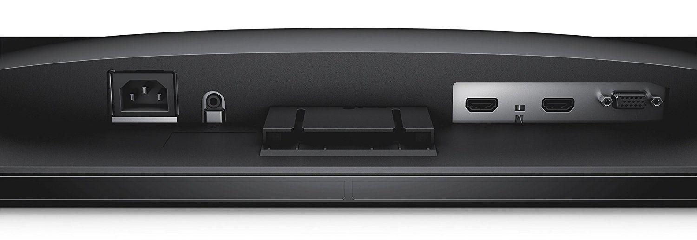 """Професионален монитор Dell SE2417HG - 23.6"""", Wide LED, TN Anti-Glare, FullHD 1920x1080, 2ms, черен - 4"""
