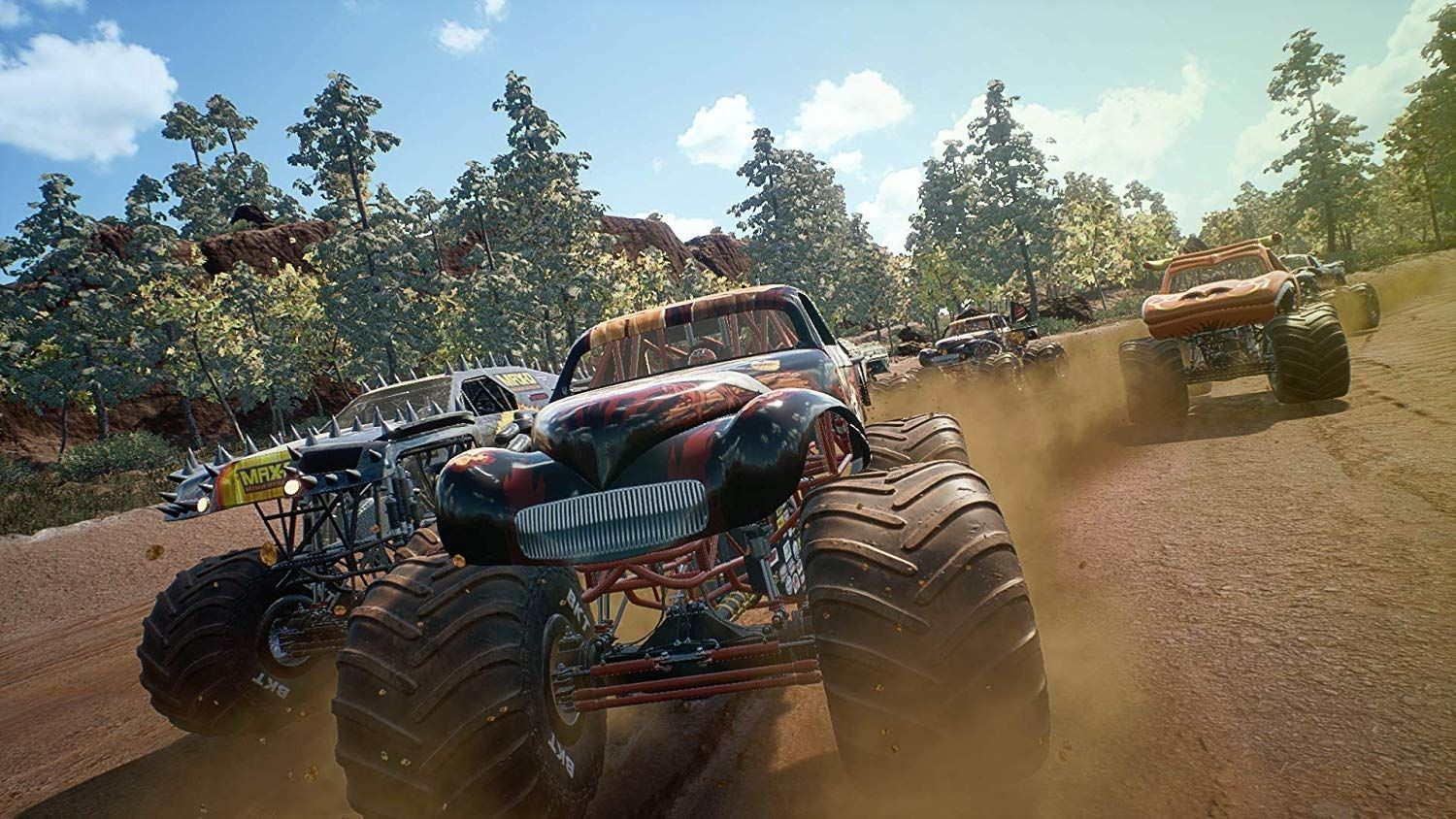 Monster Jam Steel Titans - Collector's Edition (PS4) - 5