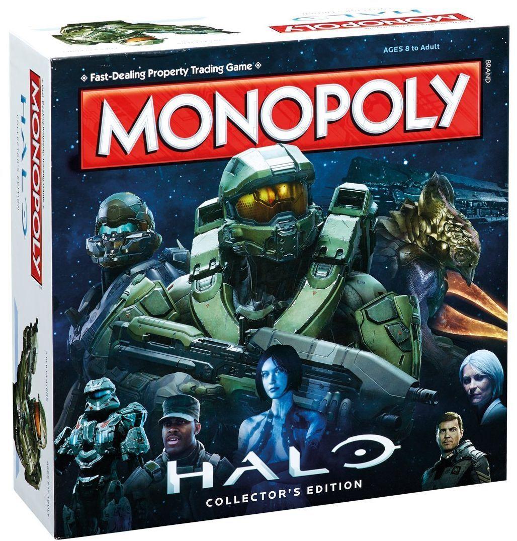 Настолна игра Monopoly - Halo, Collector's Edition - 2