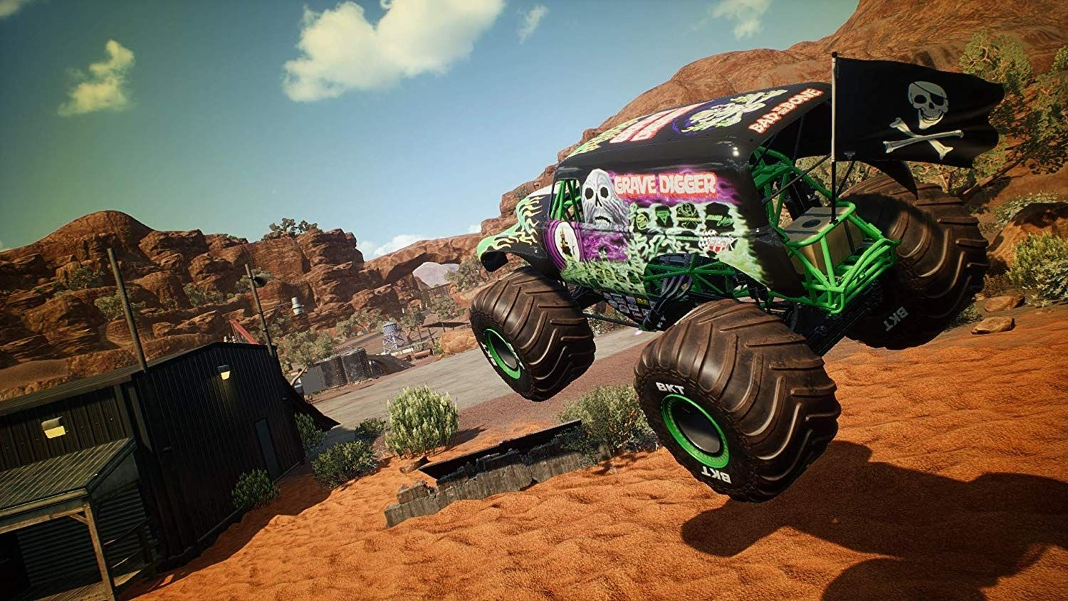 Monster Jam Steel Titans - Collector's Edition (PS4) - 6