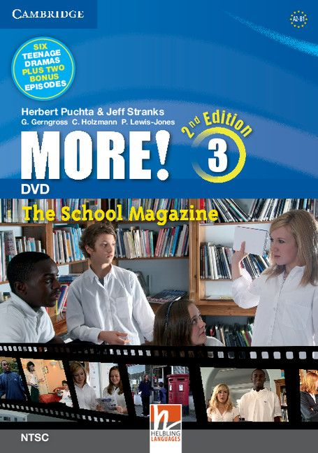 More! Level 3 DVD - 1