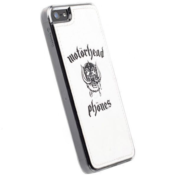 Motörhead Undercover Metropolis за iPhone 5 -  бял - 1
