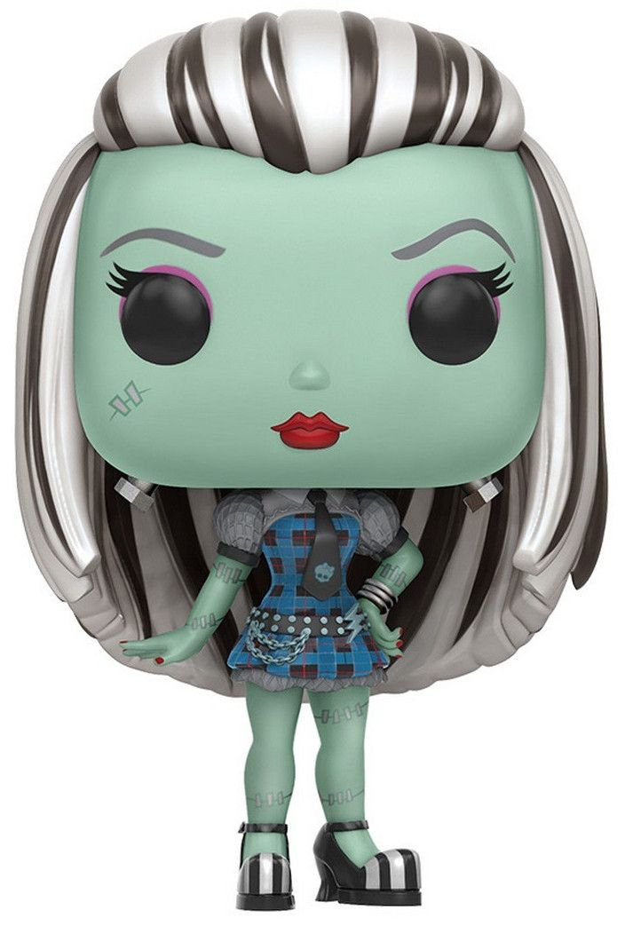 Фигура Funko Pop! Movies: Monster High - Frankie Stein #369 - 1