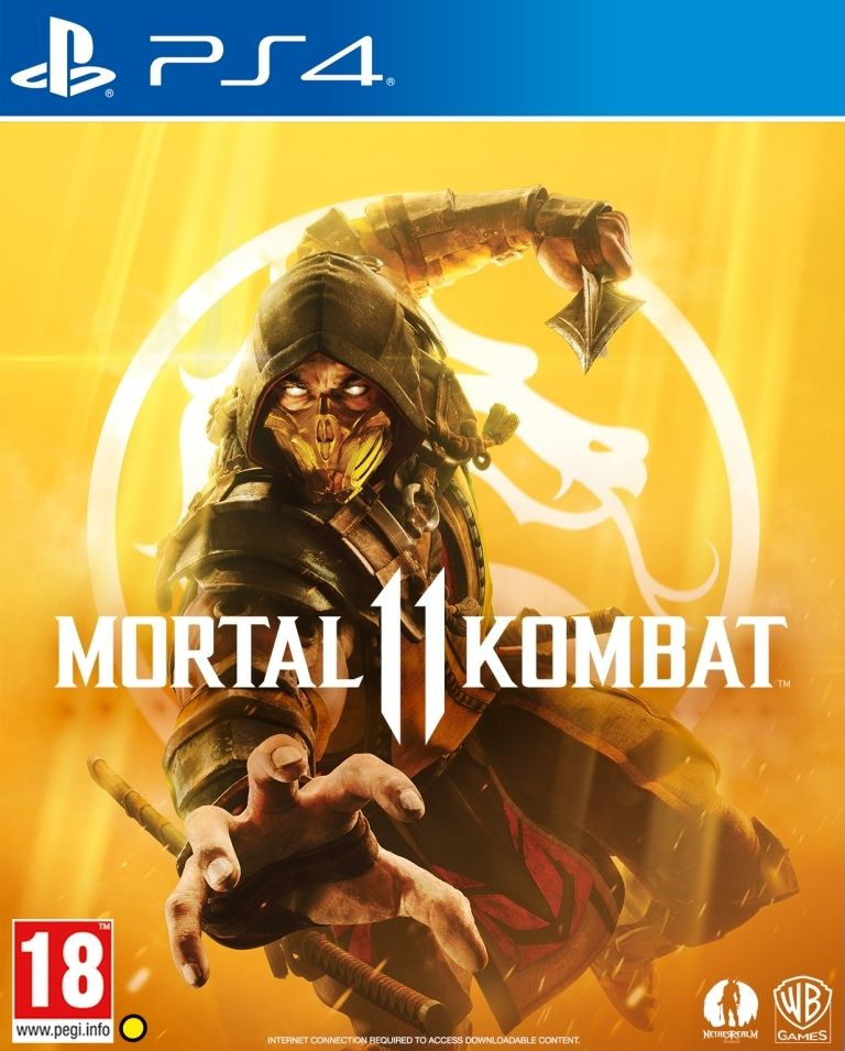 Mortal Kombat 11 (PS4) - 1