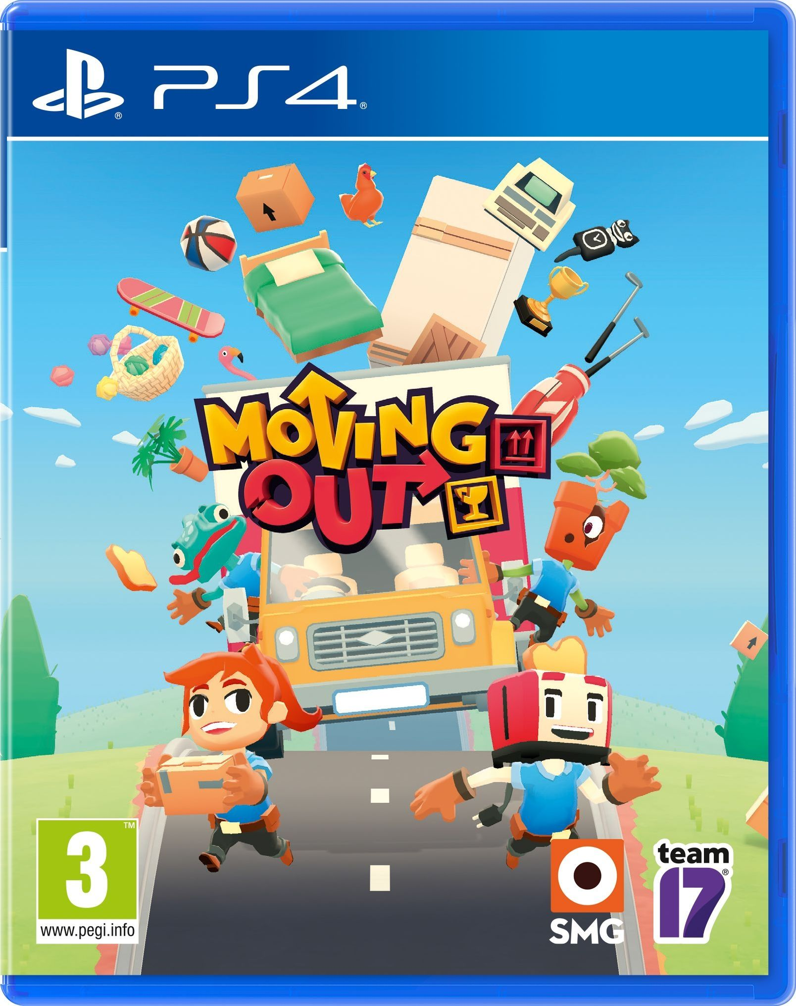 Moving Out (PS4) - 1
