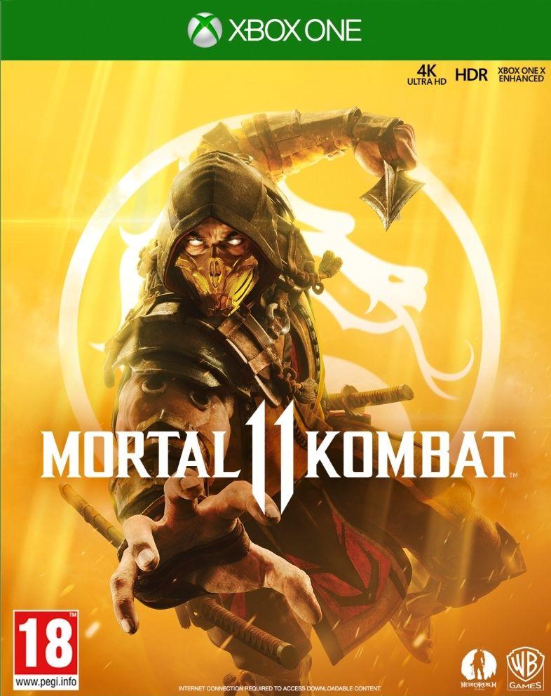 Mortal Kombat 11 (Xbox One) - 1