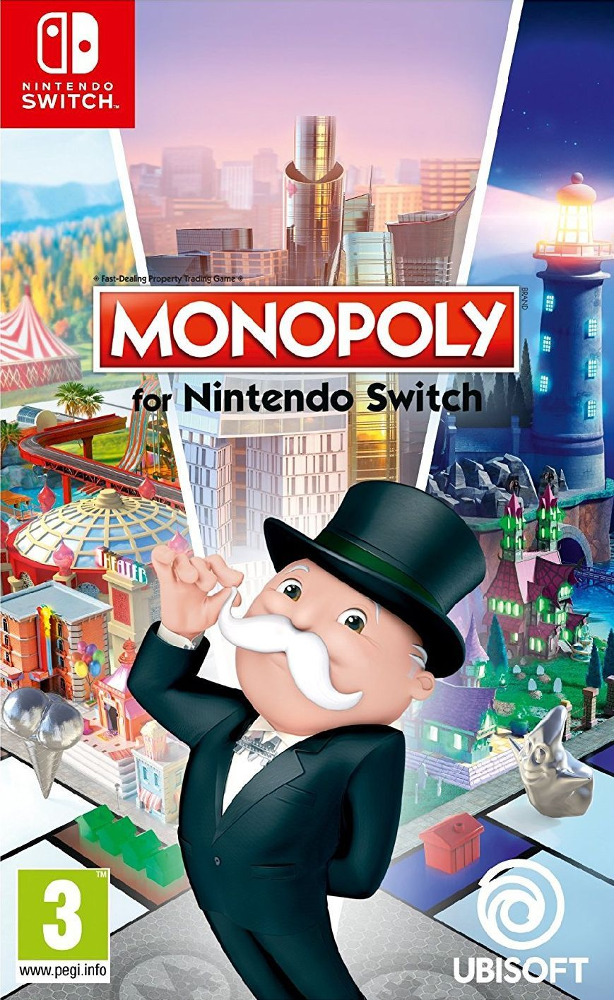 Monopoly (Nintendo Switch) - 1