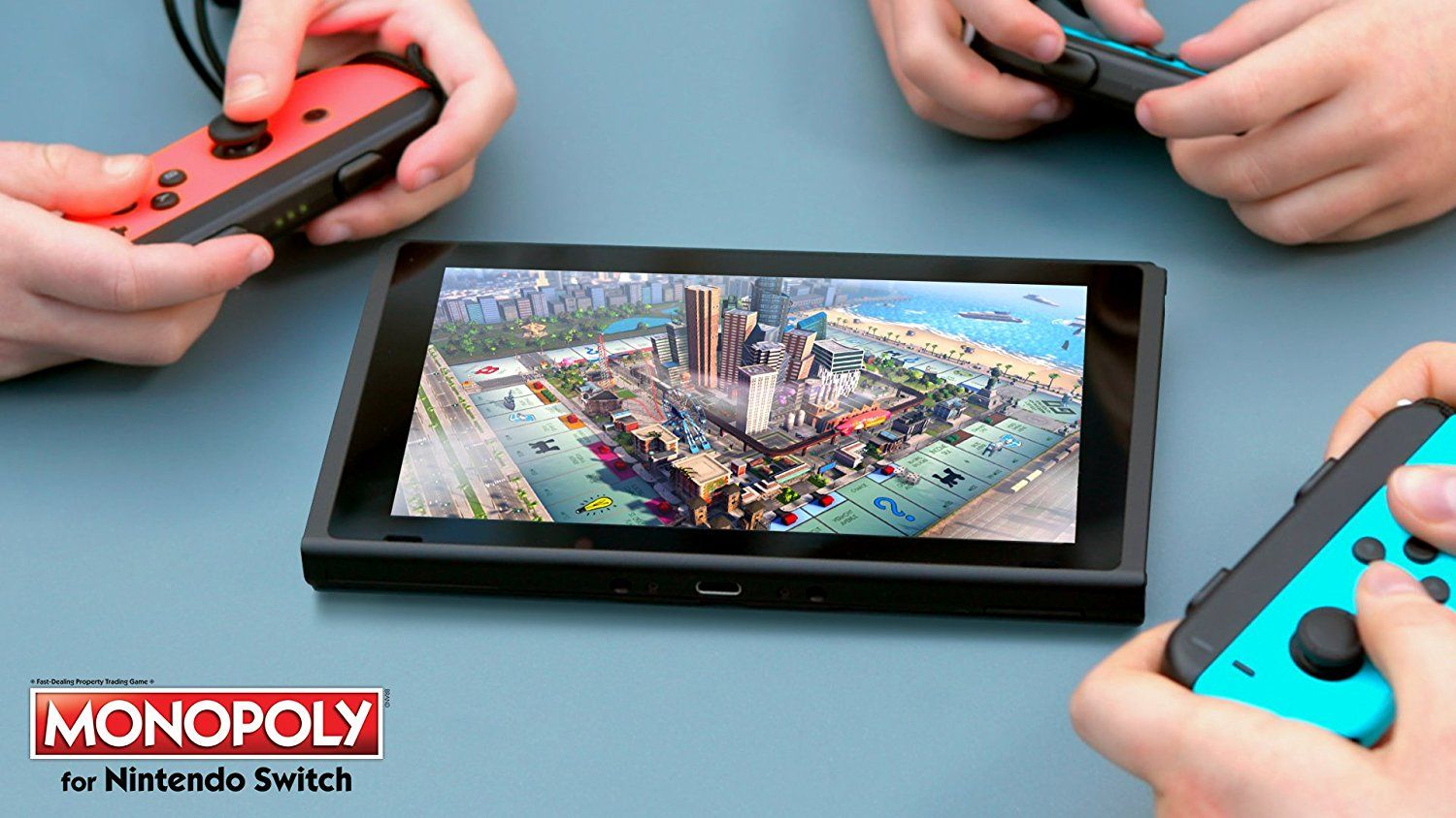 Monopoly (Nintendo Switch) - 4