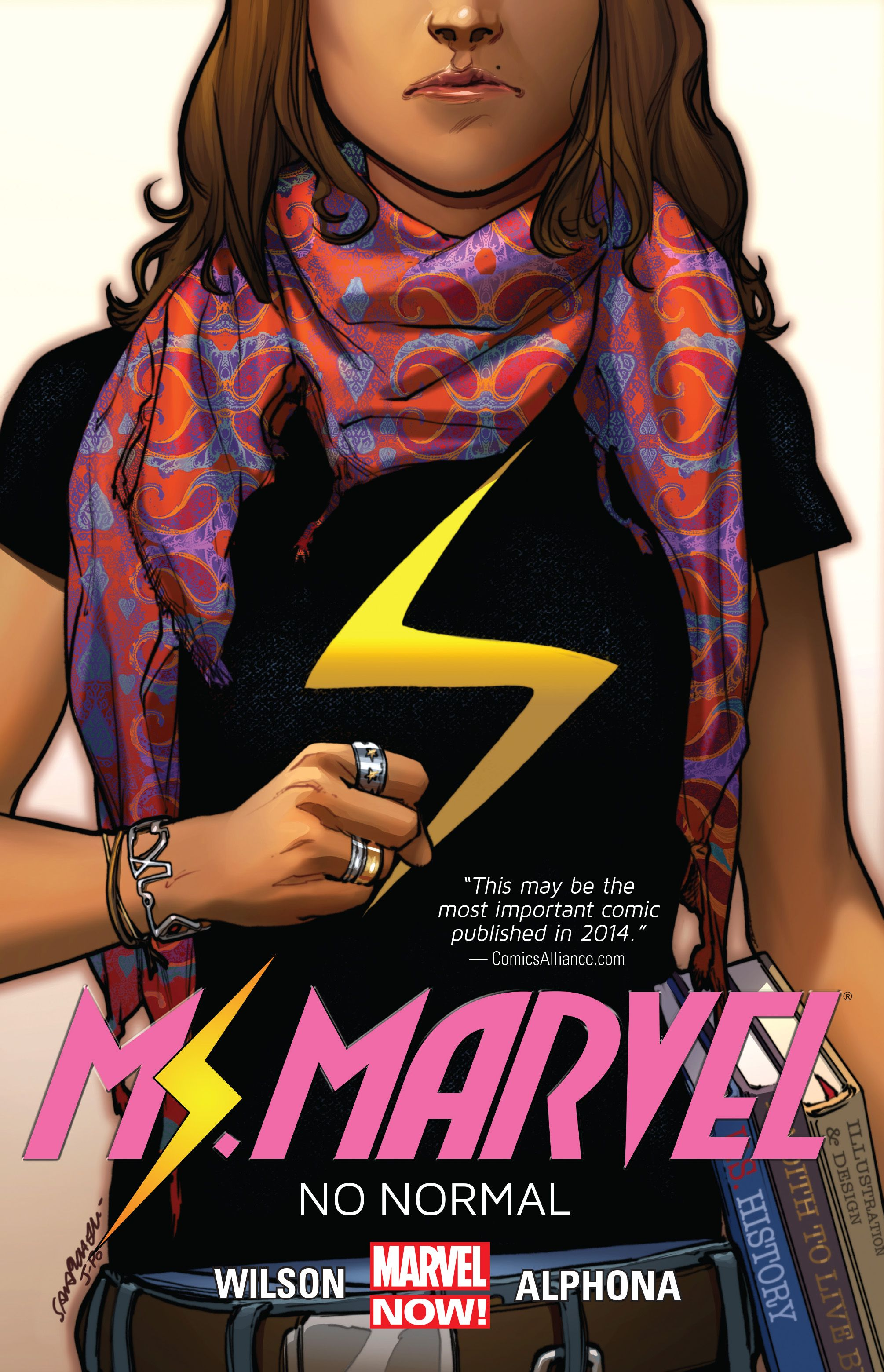 Ms. Marvel: No Normal - 1