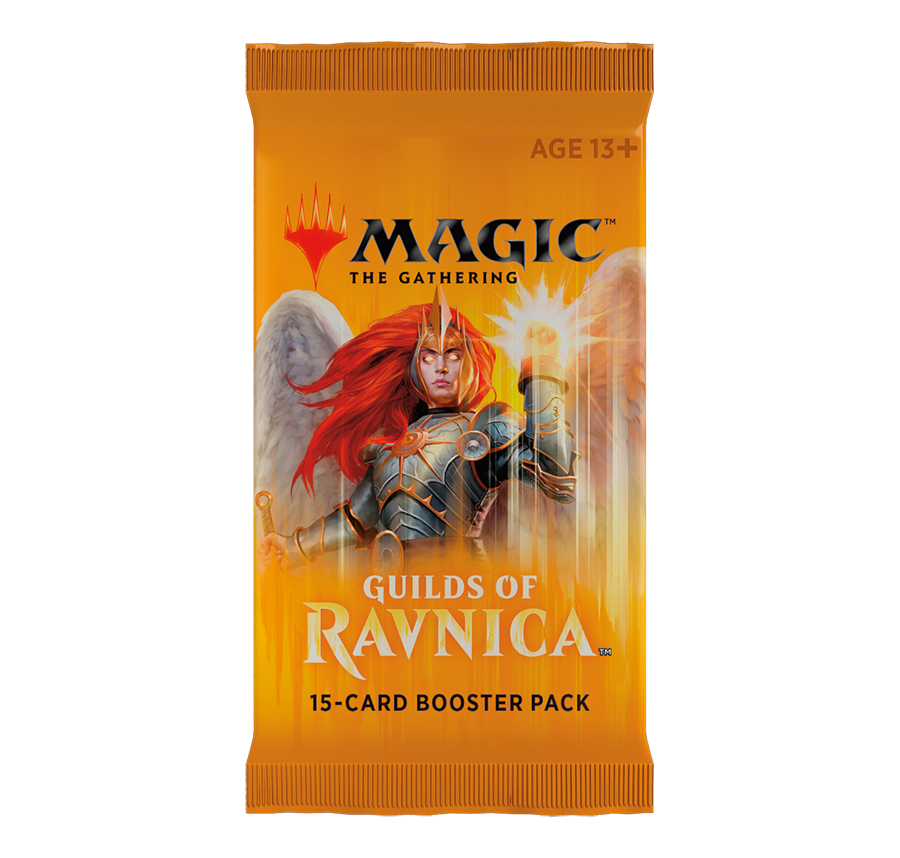 Magic the Gathering: Guilds of Ravnica Booster Box - 4