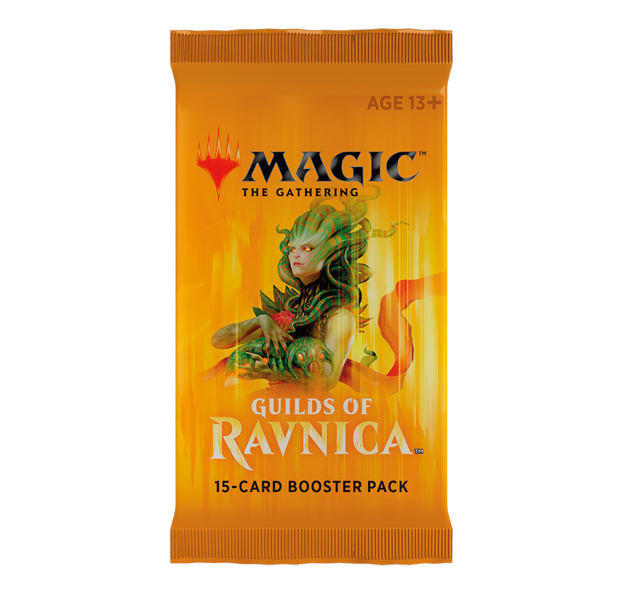 Magic the Gathering: Guilds of Ravnica Booster Box - 5