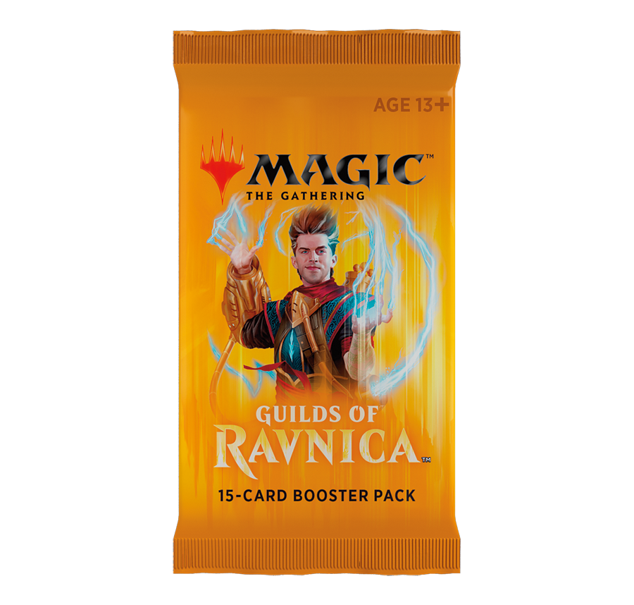 Magic the Gathering: Guilds of Ravnica Booster Box - 3