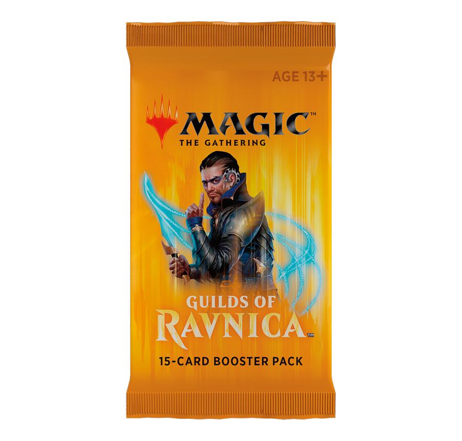 Magic the Gathering: Guilds of Ravnica Booster Box - 2