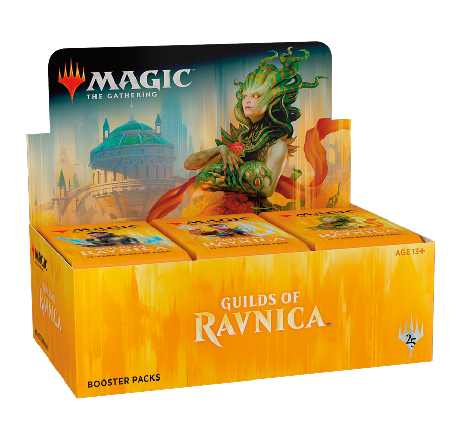 Magic the Gathering: Guilds of Ravnica Booster Box - 1