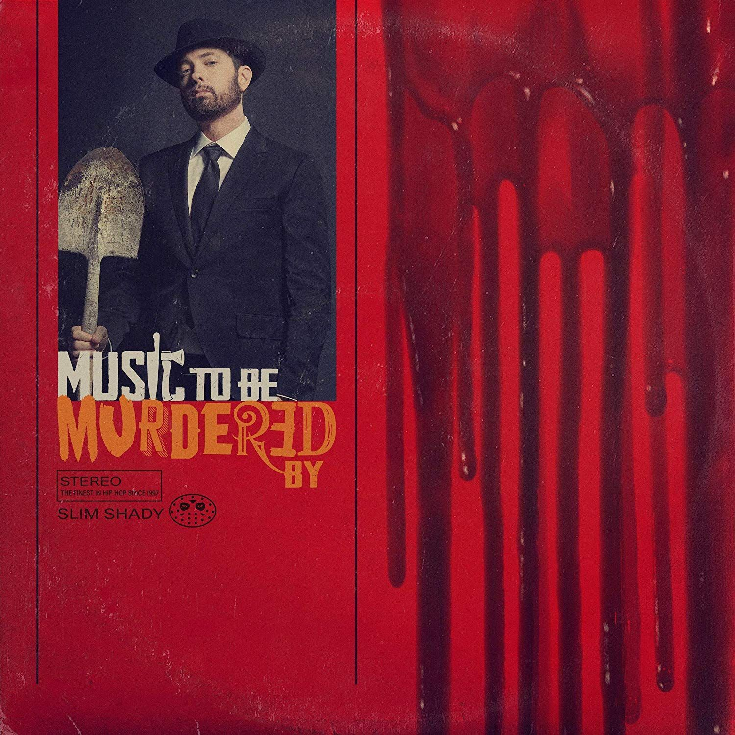 Eminem - Music To Be Murdered By (LV CD) - 1