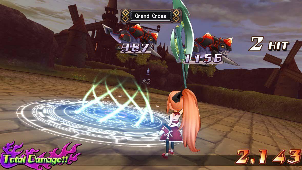 Mugen Souls (PS3) - 4