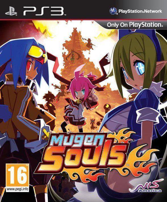 Mugen Souls (PS3) - 1