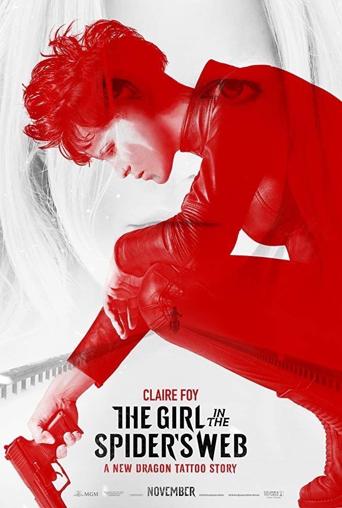 Момичето в паяжината (DVD) - 1