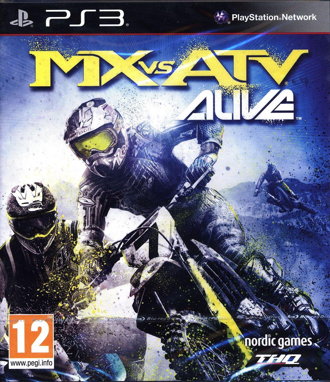 Mx vs ATV Alive (PS3) - 1